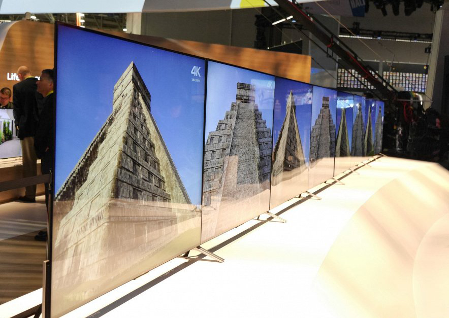 Sony-4К-телевизоры