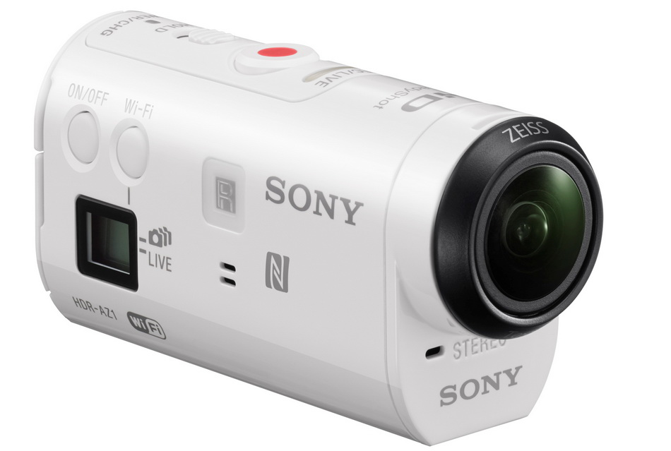 Sony Action Cam Mini-ракурс