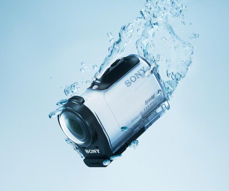 Sony Action Cam Mini-водонепроницаемость