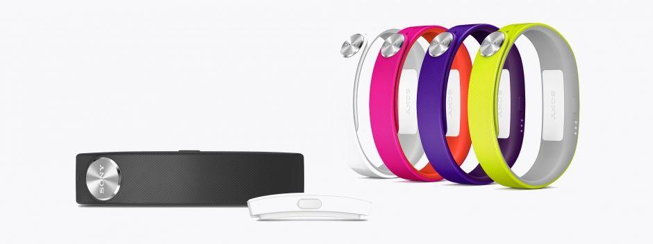 Sony SmartBand SWR10 - дизайн