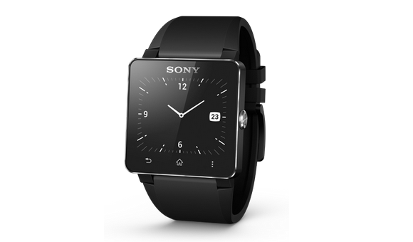 Sony SmartWatch 2 SW2 - дисплей