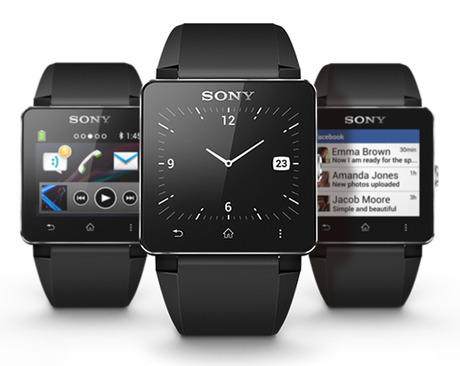 Sony SmartWatch 2 SW2 - главное фото