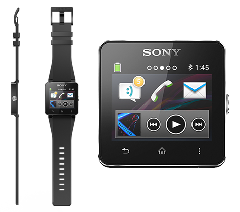 Sony SmartWatch 2 SW2 - возможности