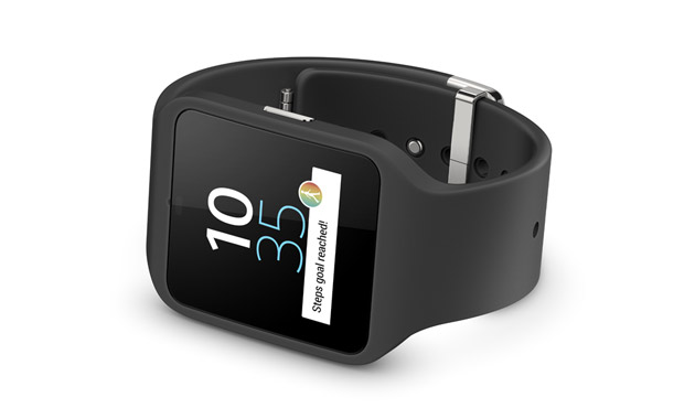 Sony SmartWatch 3-смарт-часы