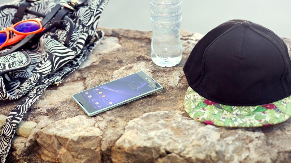 Sony Xperia C3-Стильный дизайн