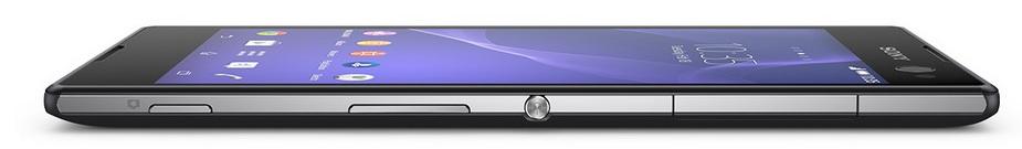 Sony Xperia C3 black- Экран