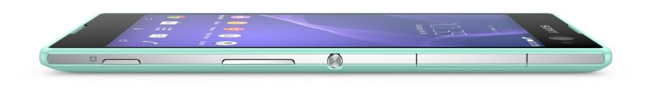 Sony Xperia C3 white- Тонкий корпус