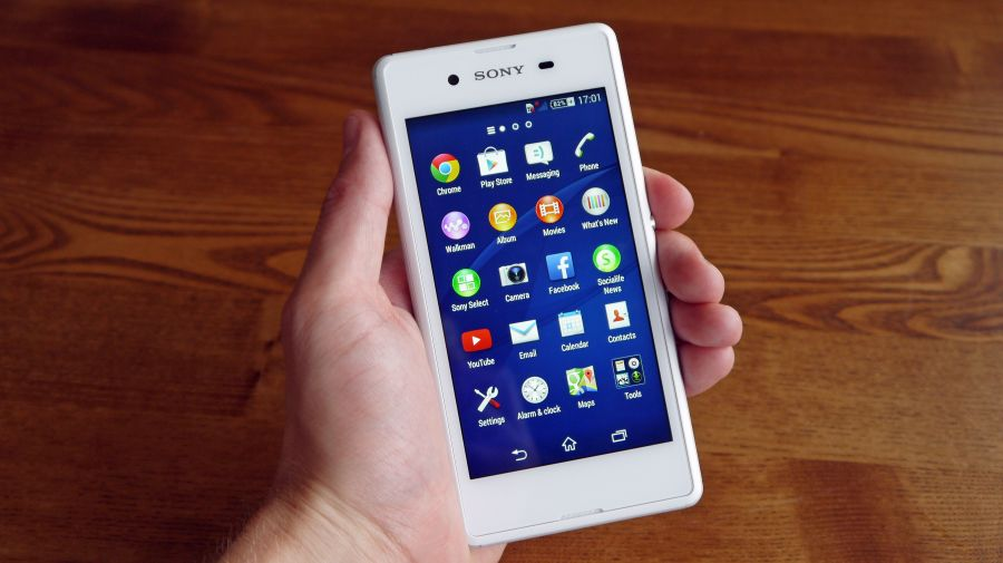 Sony Xperia E Dual Hard Reset to Factory Settings