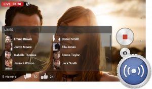 Sony Xperia E3-Social Live