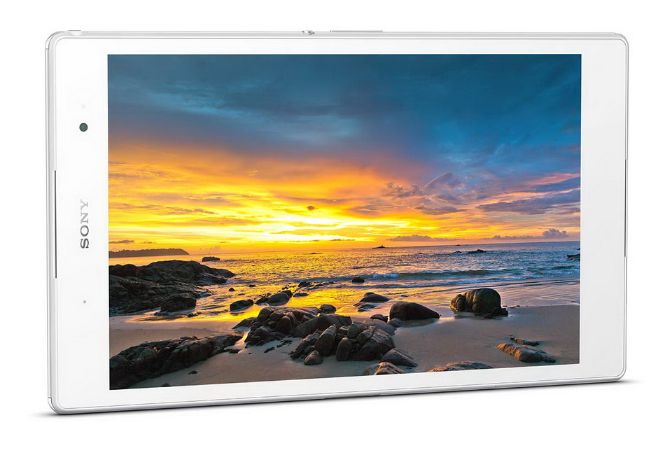 Sony Xperia Tablet Z3 Compact-экран