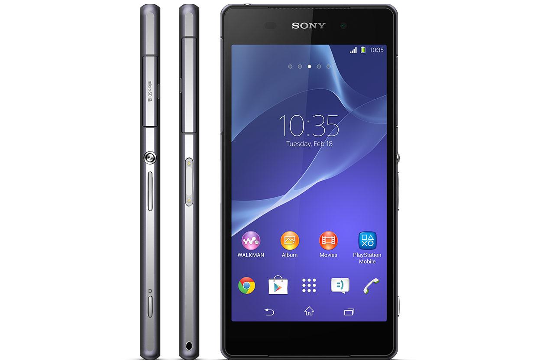 Sony Xperia Z2 - главное фото