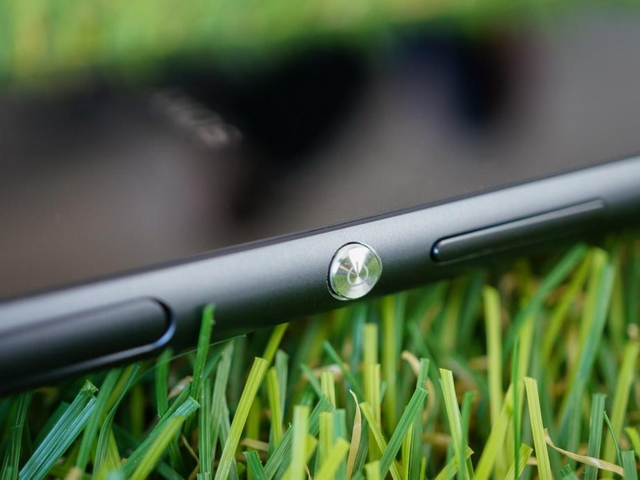 Sony Xperia Z3- эргономика