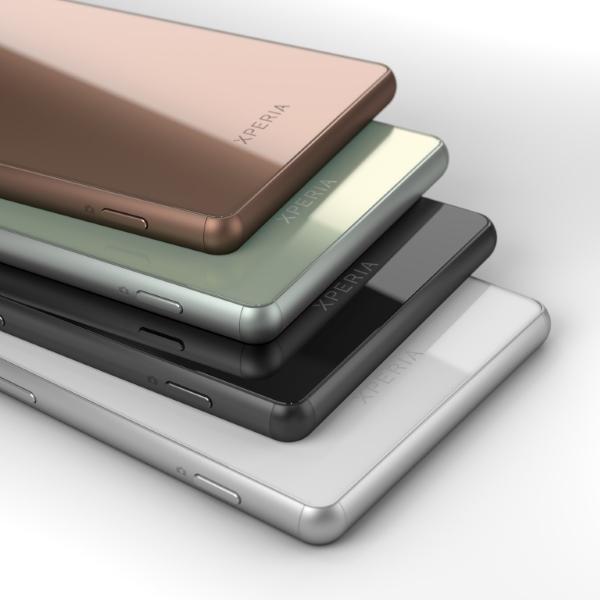 Sony Xperia Z3- 2 Галерея расцветок корпуса