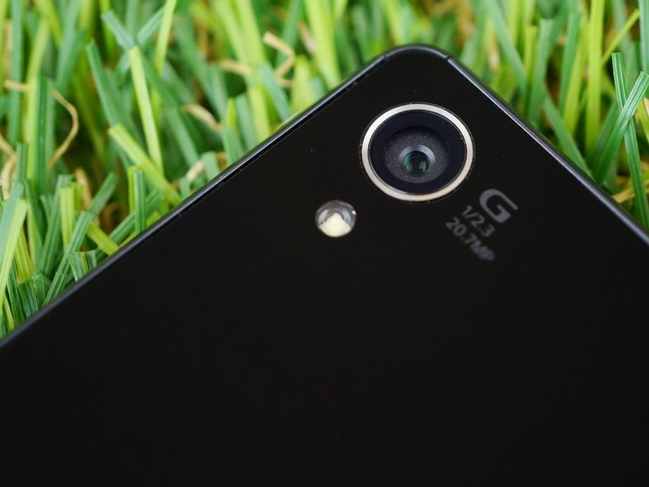 Sony Xperia Z3- задняя панель