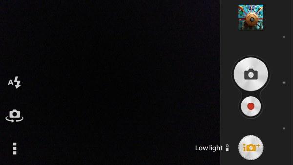 Sony Xperia Z3 Compact- Настройки камеры
