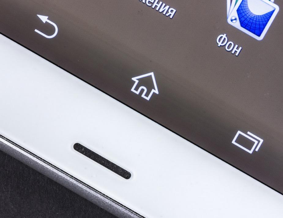 Sony Xperia Z3- Лицевой динамик