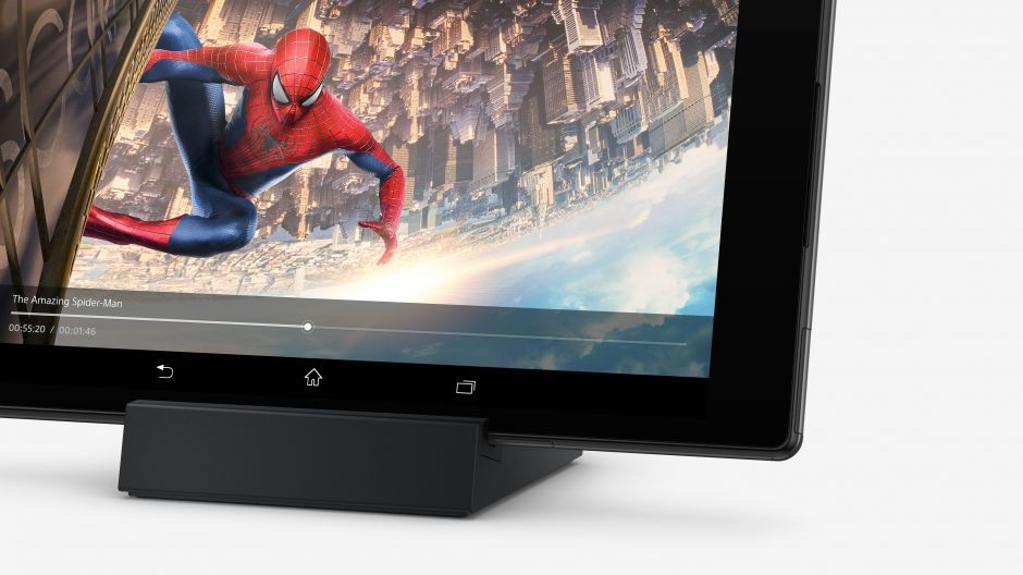 Sony Xperia Z3 Tablet-аксессуары зарядная док-станция