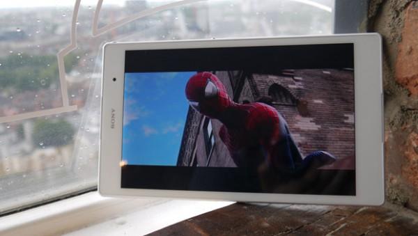 Sony Xperia Z3 Tablet-игровые возможности