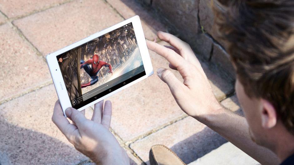 Sony Xperia Z3 Tablet-имиджевая картинка