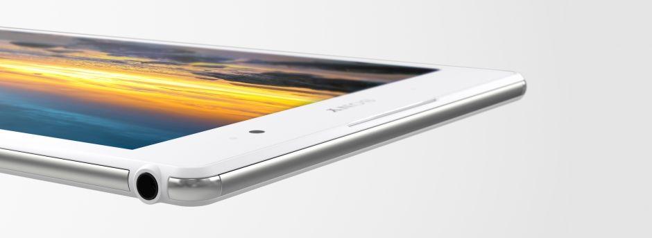 Sony Xperia Z3 Tablet-широкие углы обзора