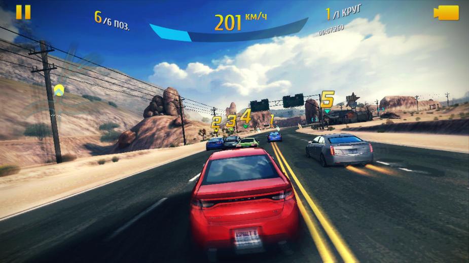 Sony Xperia Z3 compact D5803- быстродействие в играх