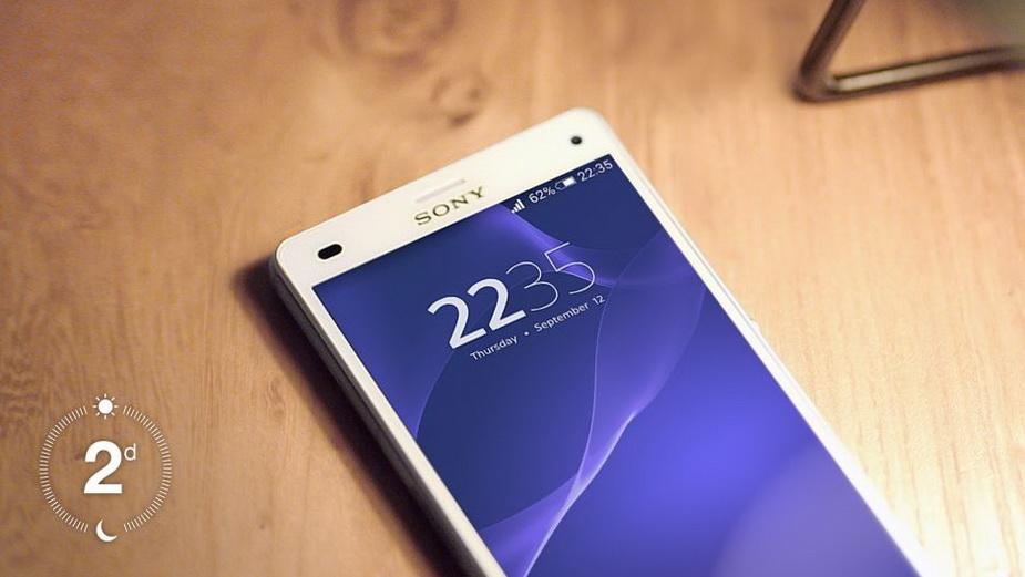 Sony Xperia Z3 compact D5803-длительное время автономной работы смартфона