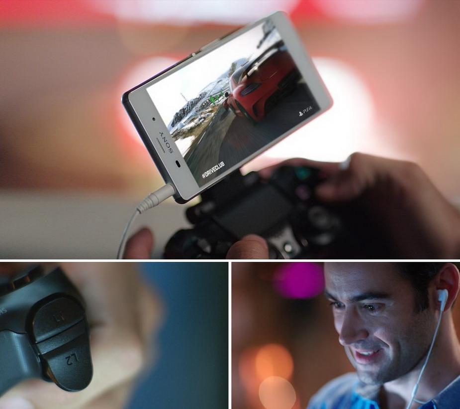 Sony Xperia Z3-игры на новом уровне