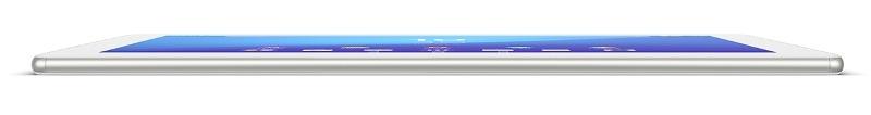 Sony Xperia Z4 Tablet- Толщина корпуса