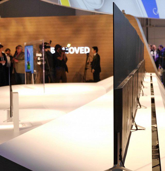 Sony-невероятно тонкие телевизоры