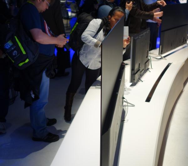 Sony-новые тонкие TV