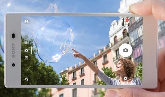 Sony представила новую технологию для камер мобильных устройств