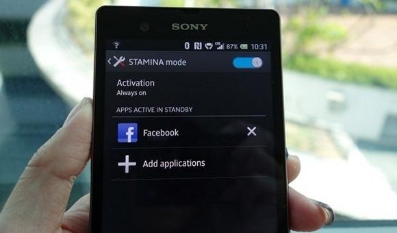 Sony вернет режим Stamina в следующем обновлении для линейки Xperia Z5