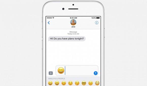 Сообщение из трех символов приводит к зависанию iPhone под управлением iOS 10