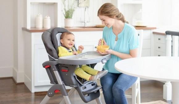 Советы от АЛЛО: как выбрать стульчик для кормления малыша