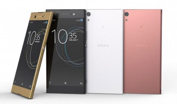 Старт продаж Sony Xperia XA1 в Европе намечен на 10 апреля