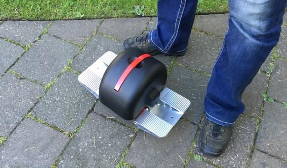 Стартап недели от АЛЛО Solowheel Iota - легкий гироскутер для города и бездорожья