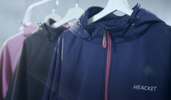 Стартап недели от АЛЛО. Heacket - уникальная куртка с подогревом - главное фото