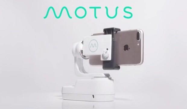 Стартап недели от АЛЛО: MOTUS — первый в мире робот-оператор для iPhone