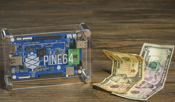 Стартап недели от АЛЛО. PINE A64 – ПК с 64-битным процессором всего за 15 долларов. Главная