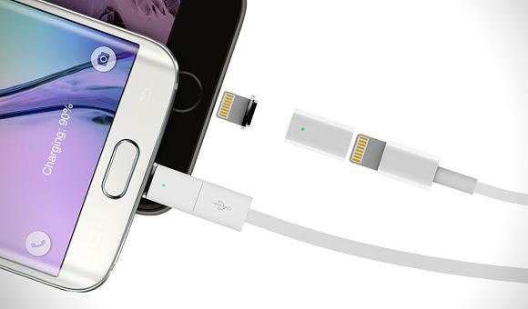 Стартап недели от АЛЛО. Прокачиваем зарядное устройство вашего смартфона с ZNAPS Главное фото