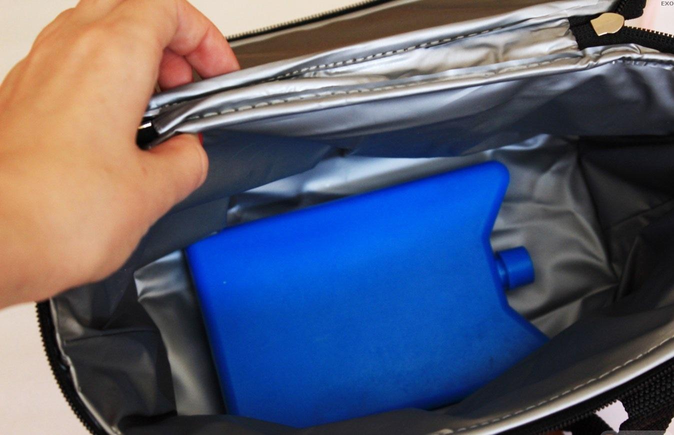 Охлаждающие элементы для сумки холодильника