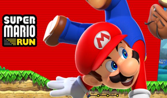 Super Mario Run уже можно скачать на Android