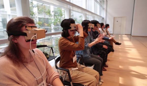 Superception — уникальный VR-проект от Sony