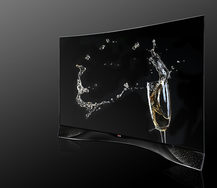 Swarovski new oled tv-телевизор LG с декором от Swarovski