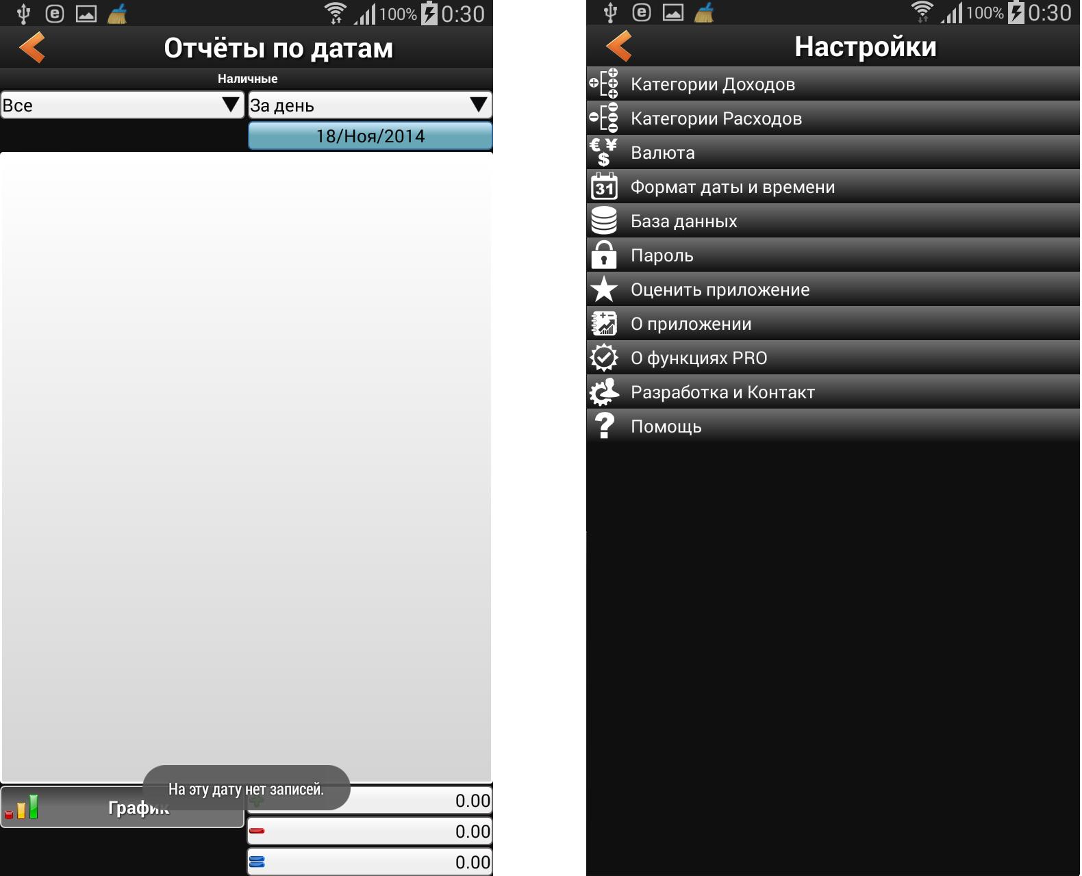 ТОП-20 приложений для Android - Ежедневные Расходы
