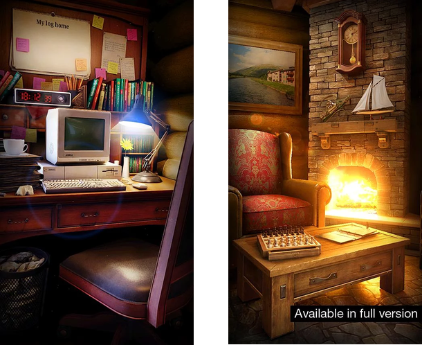 ТОП-20 приложений для Android - My Log Home iLWP