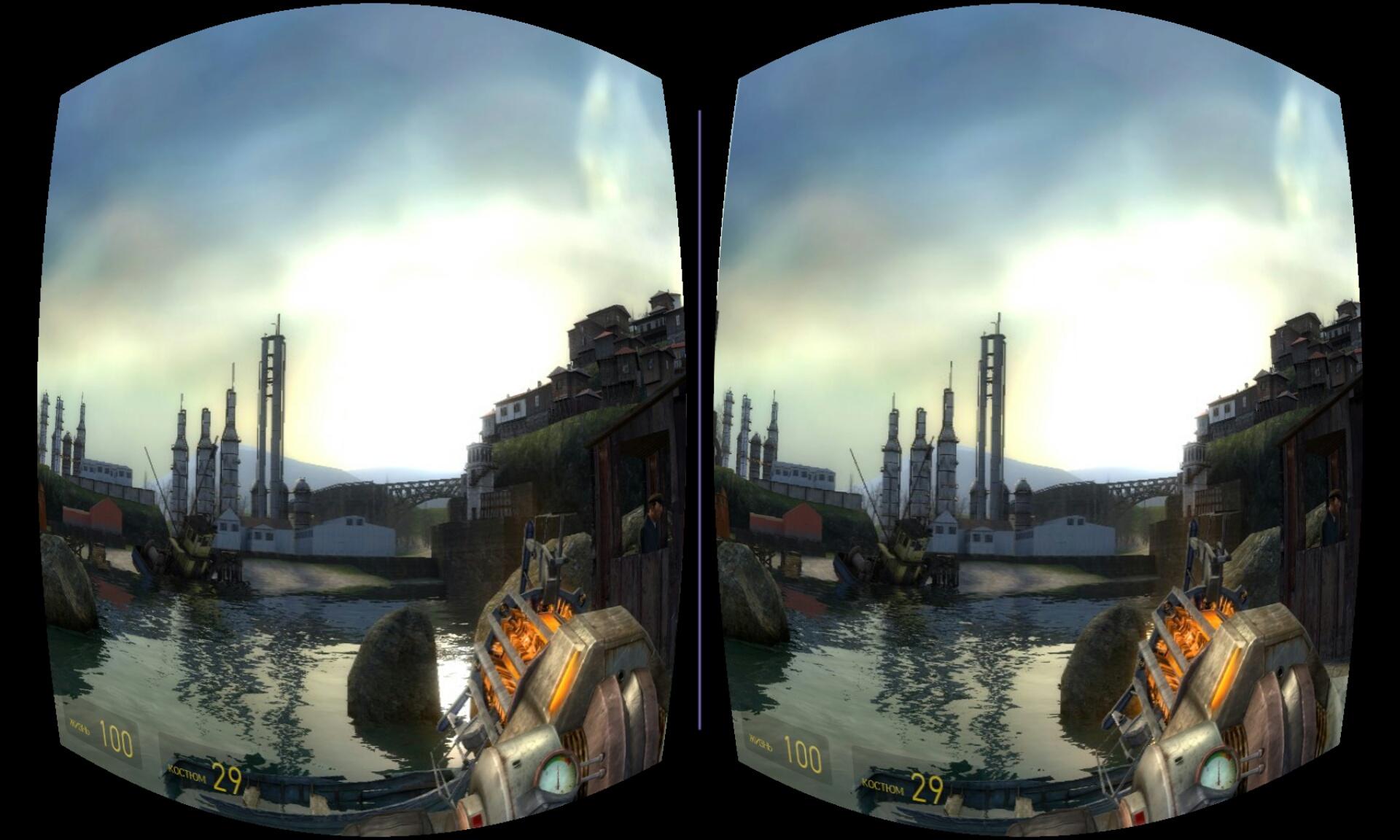 что можно смотреть в очках виртуальной реальности