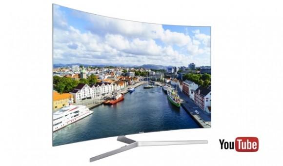 Телевизоры Samsung получат поддержку HDR-контента через приложение YouTube
