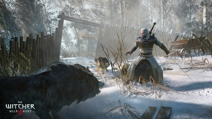 The Witcher 3 Wild Hunt- Скриншот