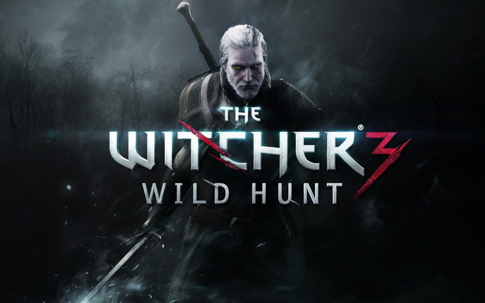 The Witcher 3 Wild Hunt-логотип
